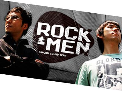 ROCK-MEN Capcom Sound Team