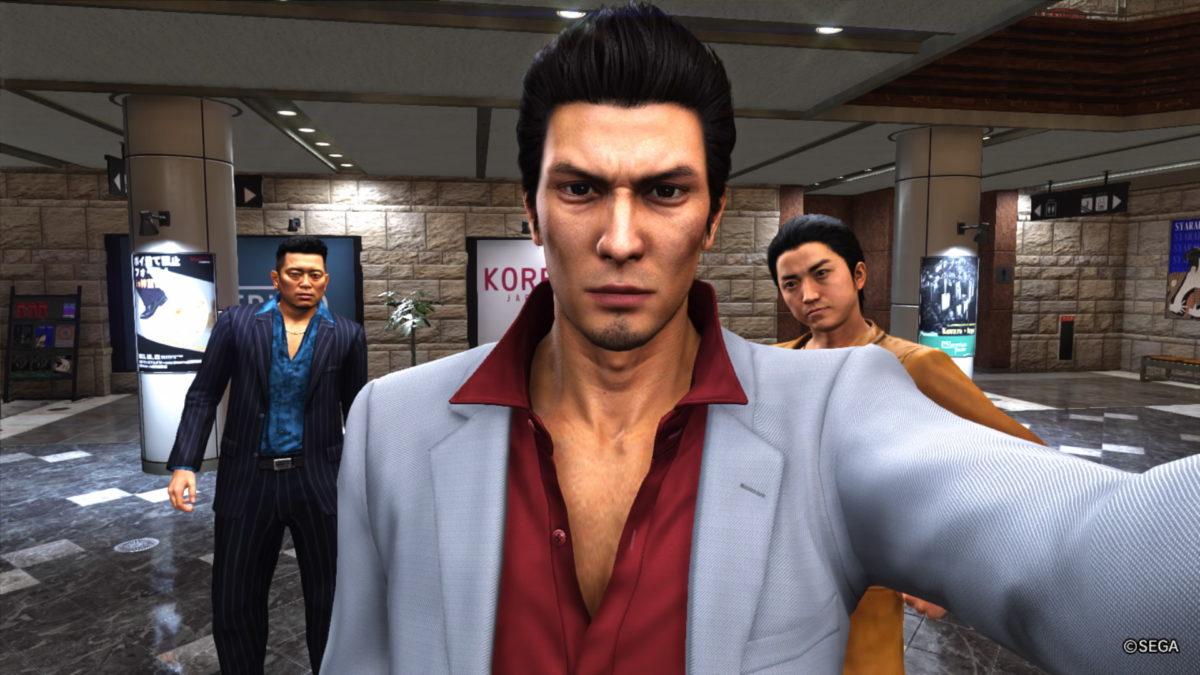 Gdzieś pomiędzy Kamurocho a Hiroshimą