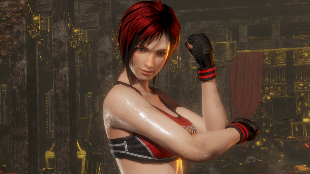 Dead or Alive 6 #1.5