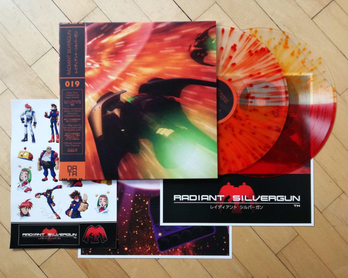 Radiant Silvergun Vinyl