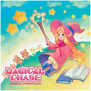 Magical Chase Original Soundtrack (SRIN-1108)
